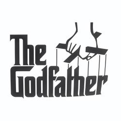 Nalepka za avto The Godfather