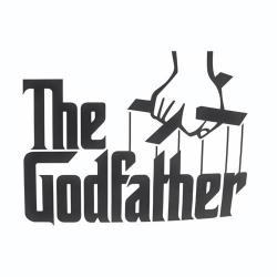 Nalepka za avto The Godfather