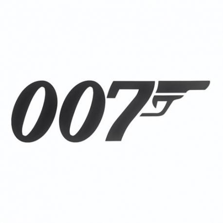 Nalepka za avto 007 James Bond