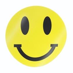 Nalepka za avto Smile