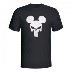 Moška majica Mickey The Punisher