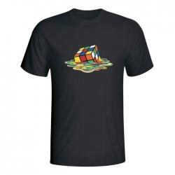 Moška majica Rubikova kocka