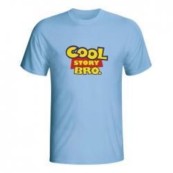 Moška majica Cool Story Bro
