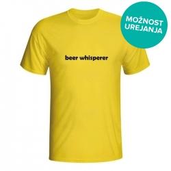 Moška majica Beer whisperer