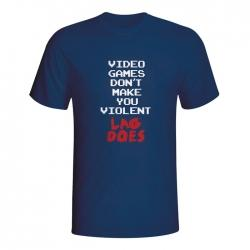 Video Games Don't Make You Violent