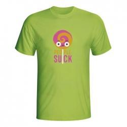 Moška majica People suck