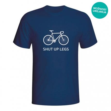 Moška majica Shut up legs
