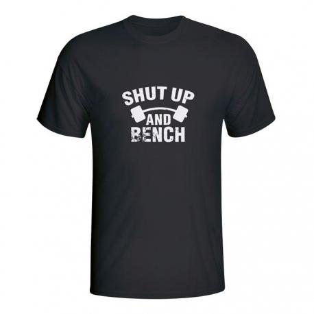 Shut up and bench