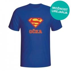 Moška majica Super očka