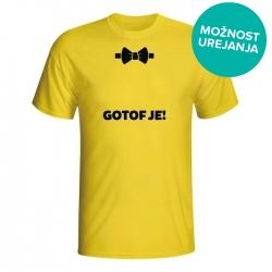 Moška majica Gotof je