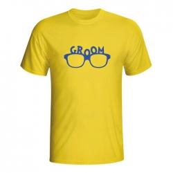 Majica za fantovščino Groom
