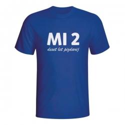 Moška majica Mi2 deset let pizdarij