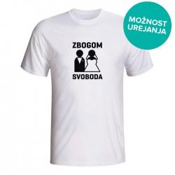 Majica Zbogom svoboda