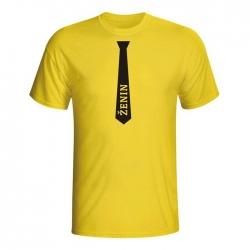 Majica Ženin kravata