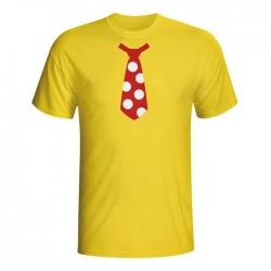 Moška majica Kravata