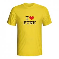 Majica I love funk